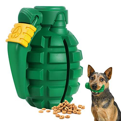 G.C Hund Kauspielzeug, Hundespielzeug Große Hunde, unzerstörbar Zahnpflege Lebensmittelball Spielzeug ,...
