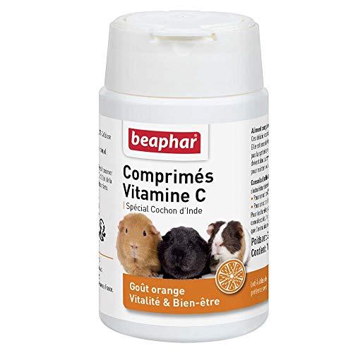beaphar – Vitamin-C-Tabletten für Meerschweinchen, 100Stück