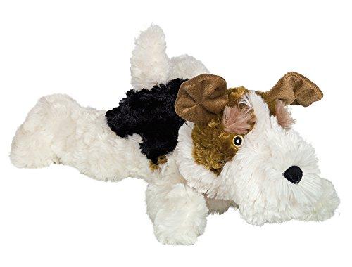 Nobby Plüsch Hund liegend 'FOXTERRIER' 39 cm