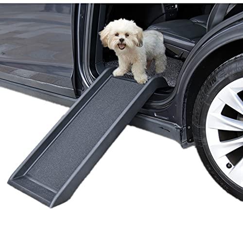 Sararoom 40 'Hunderampe Haustier Rampe für kleine Hunde, tragbare leichte Rampe für Hund und Katze,...