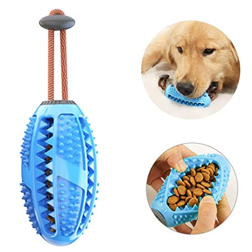 BTkviseQat Hund Zahnbürsten Stick, Hundespielzeug Zahnbürstenstab für Hunde, Zahnpflege, Bürsten,...