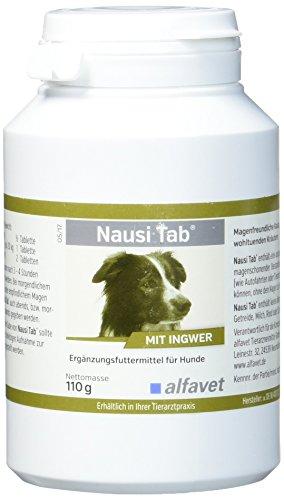 Alfavet Nausi TabErgänzungsfuttermittel für Hunde, 1er Pack (1 x 110 g)