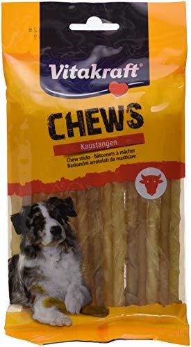 Vitakraft Chews, Hunde Kaustangen,gedreht,12,5cm, 5x 25 St