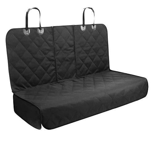 AMZPET Schon- und Schutzdecke, Hundedecke für den Rücksitz, ideal für Haustiere, Kindersitze, Taxi,...
