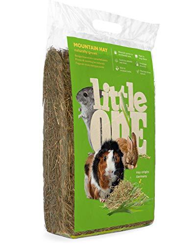 Little One Bergwiesenheu Nicht gepresst, 1er Pack (1 x 400 g)