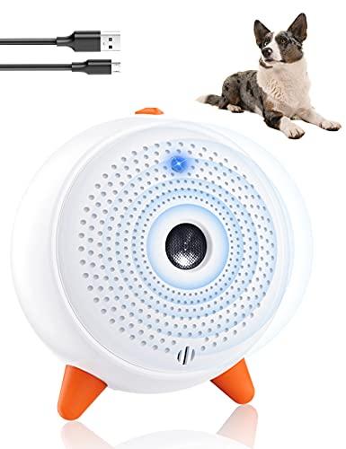 Ultraschall für Hunde, Anti-Bell-Geräte für Hunde mit Ultraschall, Kontrolle des Bellens,...