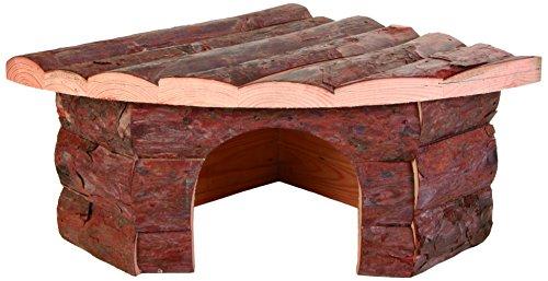 Trixie 62042 Natural Living Eckhaus Jesper, 32 × 13 × 21/21 cm