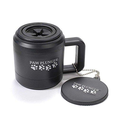 PawPlunger PAW170 Pfotenreiniger Medium, Schwarz
