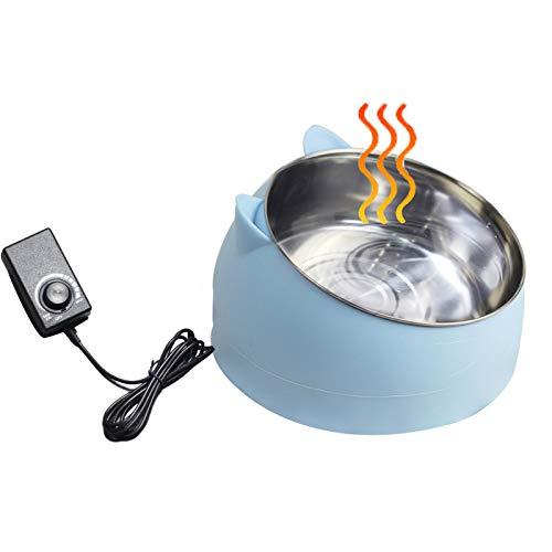 Beheizter Wassernapf Für Hunde Näpfe, Tränken & Zubehör Für Katzen Thermostatisch Beheizbarer...