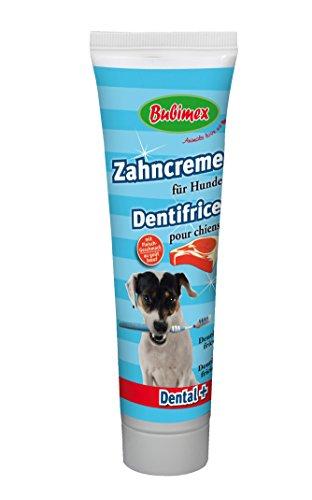Bubimex Zahncreme für Hunde 100g Hundezahncreme Zahnreinigung Mundgeruch