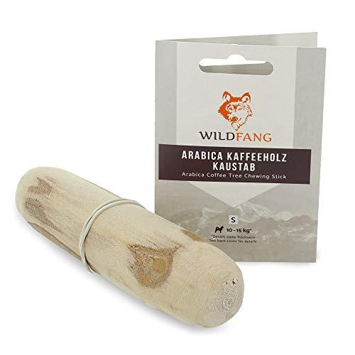 Wildfang® Kauwurzel aus Kaffeeholz für Ihren Vierbeiner I Hundespielzeug Holzknochen - Kauspielzeug -...