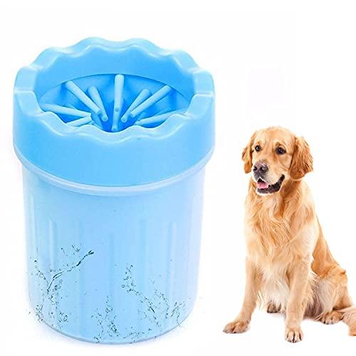 WELLXUNK® Hundepfote Reiniger, Pfote Reiniger für Haustiere, Haustier Pfotenreiniger, Tragbare Haustier...