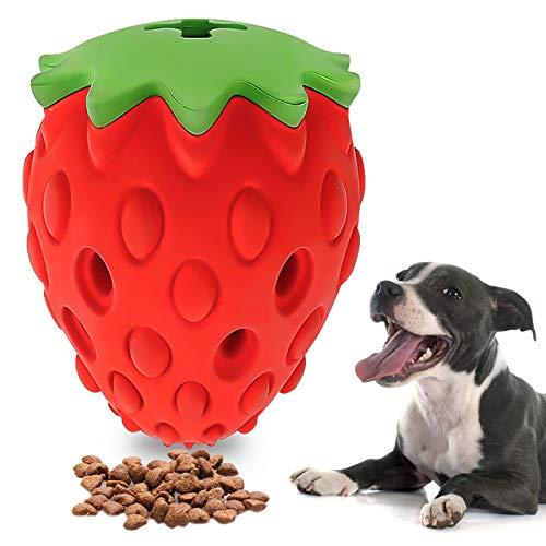 FENRIR Kauspielzeug für Hunde Aggressive Kauer, unzerstörbar, interaktives Leckerli-Spielzeug für...