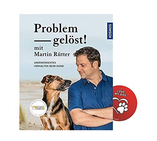 KOSMOS Problem gelöst! mit Martin Rütter: Unerwünschtes Verhalten beim Hund + Hunde Sticker