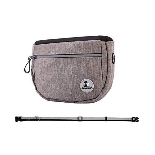 Pet Snack Bag Praktischer Taschen-Aufbewahrungsbehälter Für Pet Leash Training Bag Futterbeutel...