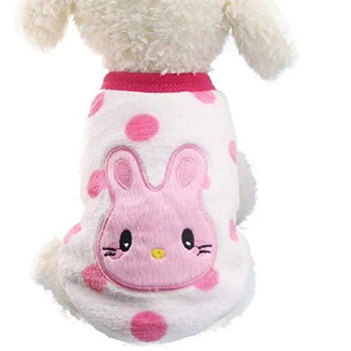 Stricken Hund Hoodie Pullover Haustier Katze Welpen Mantel Kleine Haustier Hund warme Kostüm Bekleidung...