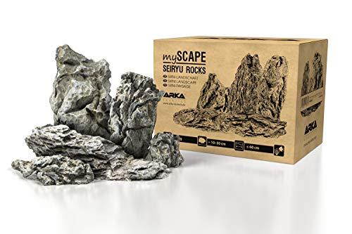 ARKA Aquatics myScape-Rocks Seiryu - Mini-Landschaft - natürliches Gestein für einzigartige Aquascapes...
