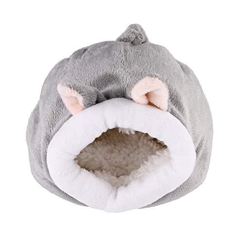 Balacoo Igel Kuscheln Sack - Ratte Hamster Haus Bett Winter Warm Fleece Kleines Haustier Chinchilla Bett...