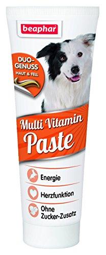 Beaphar Multi-Vitamin-Paste für Hunde, 250 g