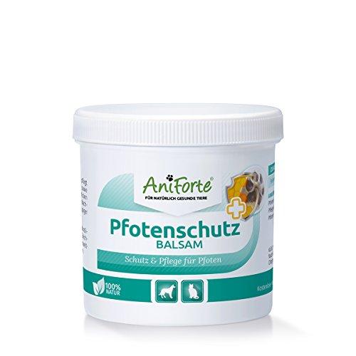 AniForte Pfotenschutz Balsam 120 ml – Besonderer Schutz & Pflege für Pfoten - Pflegemittel für Hunde...