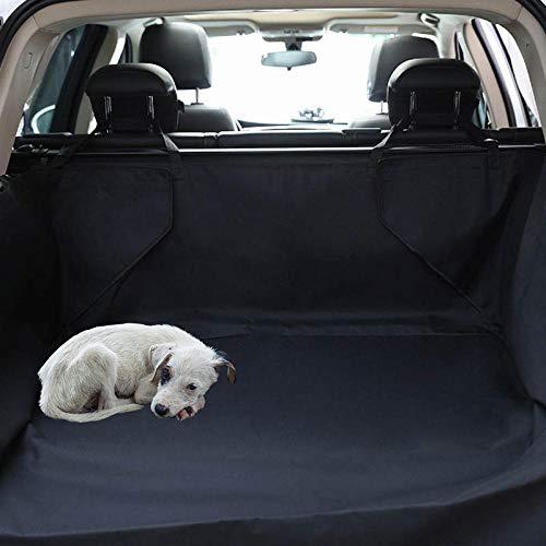 Beifahrersitz Hund Schwarz Hundesitz Auto Beifahrersitz für Hunde mit Sichtfenster / Seitenklappen /...