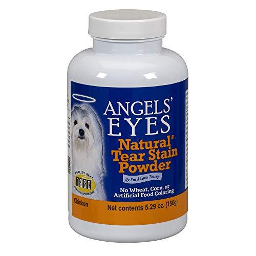 Angels Eyes Huhn Formel Tear-Stain Entferner für Hunde, 150g