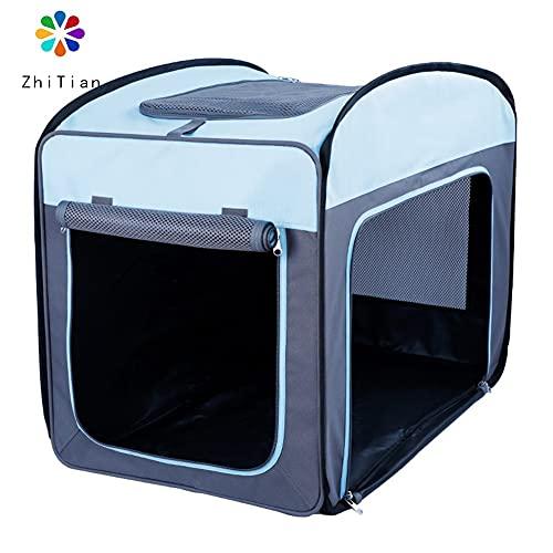 Kunyu Hunde-Autositzbezug, wasserdicht, Netzstoff, Hunde-Tragetasche, Auto-Hängematte mit...
