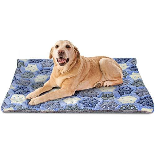 Nobleza Fleece Hundedecke Katzendecke Super Softe Warme und Weiche Hundematte für Kleine/mittlere/große...
