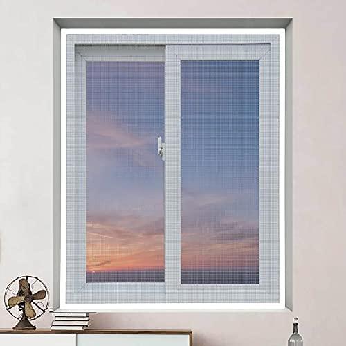 BASHI Aufgerüstete Fliegengitternetze Effizientes und transparentes Fenstergitter Fensterschutz für...