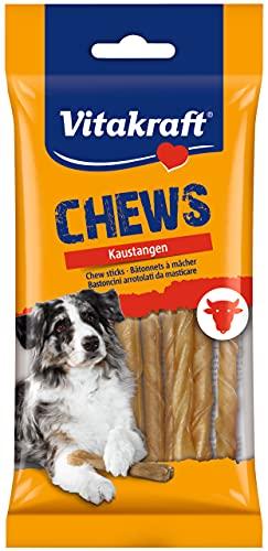 Vitakraft Chews, Hunde Kaustangen,gedreht,12,5cm, 5x 10 St