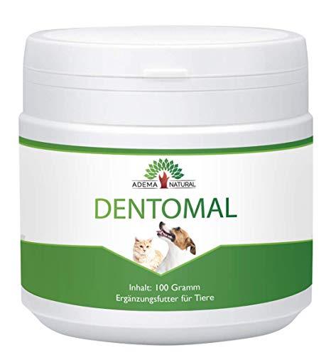 ADEMA NATURAL DENTOMAL - Dental, Zähne, Zahnpflege, Zahnsteinentferner, Mundgeruch bei Tiere