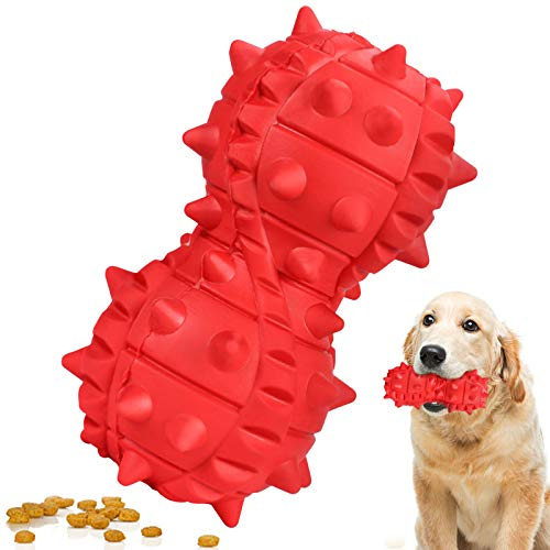 G.C Hundespielzeug unzerstörbar Kauspielzeug Hund für Aggressive Kauer, langlebiges Robust...