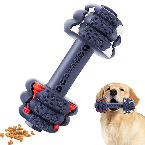 G.C Hundespielzeug unzerstörbar Kauspielzeug Hunde Naturkautschuk Zahnpflege Hund Spielzeug für...