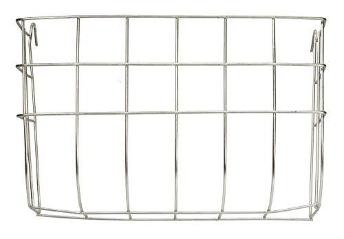 Kerbl Heuraufe aus Metall 17x13cm verzinkt, zum Einhängen