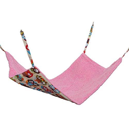 XiYou Katzenhängematten für Käfige, Kätzchen hängendes Bett - Einfach an Einer...