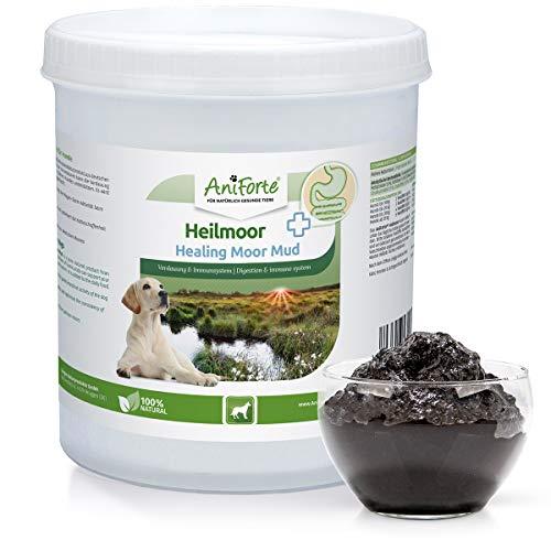 AniForte Heilmoor für Hunde 1,2kg - Verbessert die Kotbeschaffenheit, Verdauung, Immunsystem,...