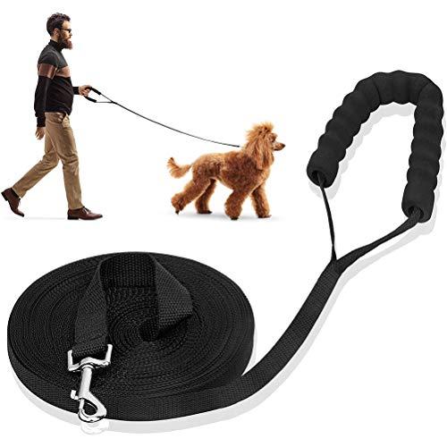 Nerplro Hundeleine mit komfortablem Griff, für kleine Hunde