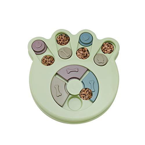 Andiker Hundepuzzle Spielzeug Hunde Lernspielzeug, haltbares interaktives Hund-Spielzeug,...