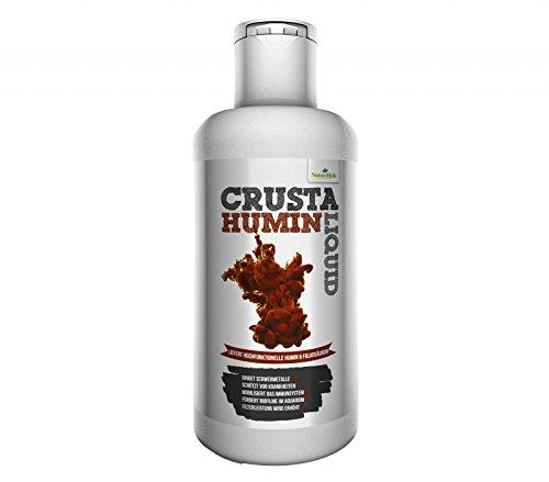 NatureHolic - Crusta Humin Liquid - Wasseraufbereiter - Wertvolle Huminstoffe für Dein Garnelen Aquarium...