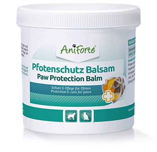AniForte Pfotenbalsam Hund & Katze 120 ml – Pfotenschutz, natürliche Pflege bei rissigen & trockenen...
