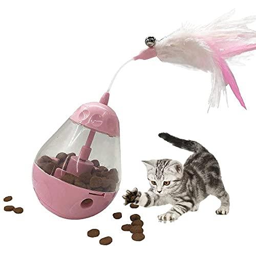 Befitery Snackball Katze Katzenspielwaren Intelligenzspielzeug Interaktives Spielzeug Katzenspielzeug...