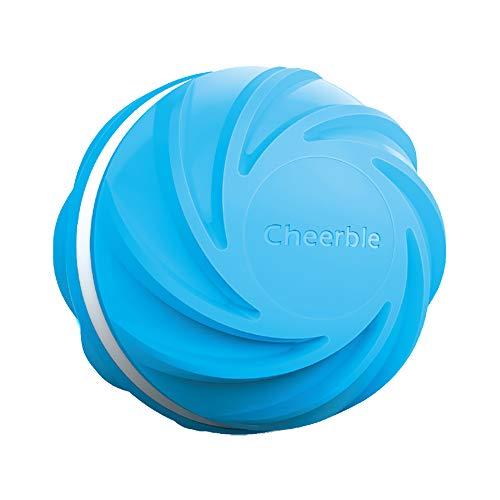 DIIBRA Wicked Ball das Original - Interaktives Hundespielzeug sehr robust (Grün)