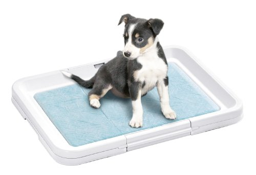 Karlie Puppy Potty HundeWC, 49,5 x 39,5 x 4 cm