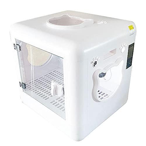 73HA73 Automatische Haustier Smart Drying Box Trockner Katze Kleiner Hund Haushalt Wasserblasmaschine...