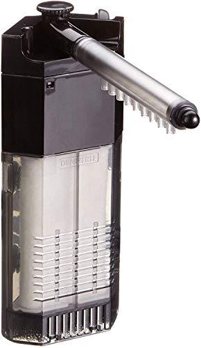 Dennerle Nano Eckfilter | Filter für Aquarien von 10-40 Liter | Leistungsstark, leise & kompakt