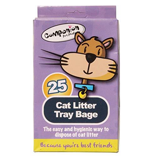Einlage für Katzentoiletten zur Entfernung von Streu und Abfall. Hygienische Haustierpflege, leicht zu...