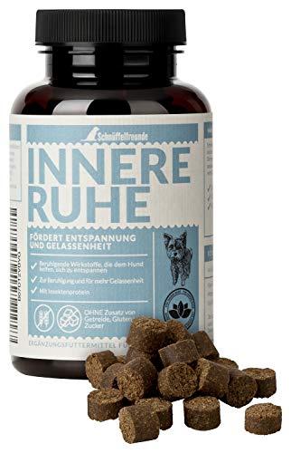 Schnüffelfreunde Innere Ruhe I Natürliches Beruhigungsmittel für Hunde, gegen Angst, zur Beruhigung,...