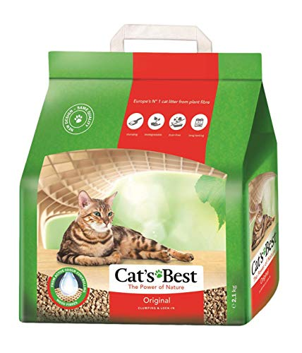 Cat´s Best Öko Plus, 1er Pack 1 x 2.1 kg