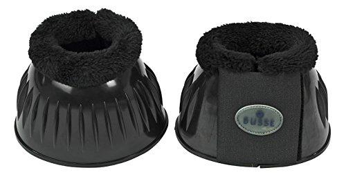 Hufglocken STURDY-PLUSH, XL, schwarz
