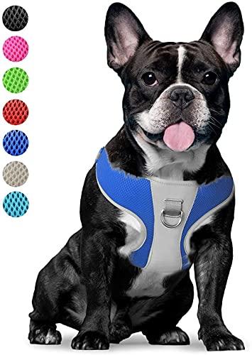 Walk-In-Hundeweste Nichtspannungswelpenweste Weste mit reflektierendem einstellbarem atmungsaktivem...